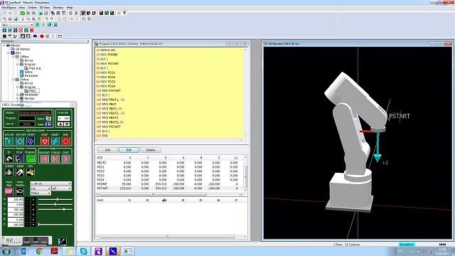 Mitsubishi Robot RT-ToolBox Software